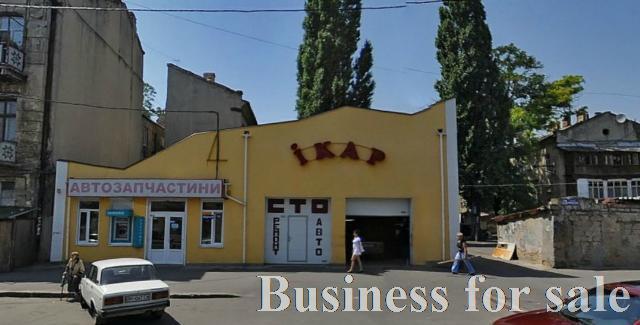 Продается СТО на ул. Мясоедовская — 550 000 у.е.
