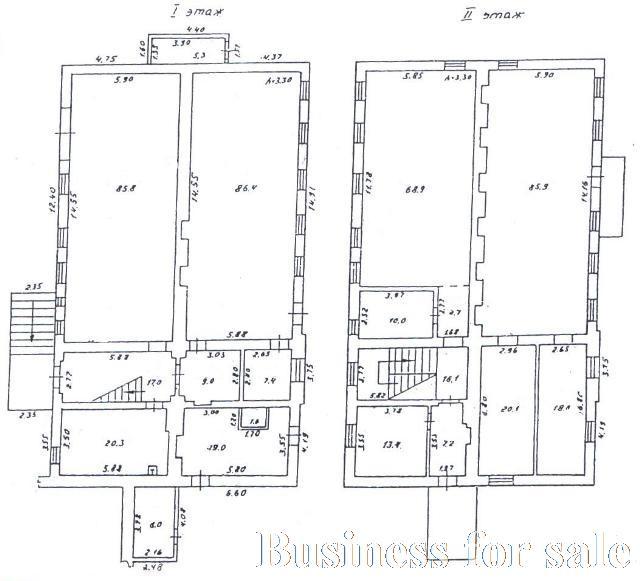 Продается Здание общего назначения на ул. Балтская Дор. — 170 000 у.е. (фото №6)