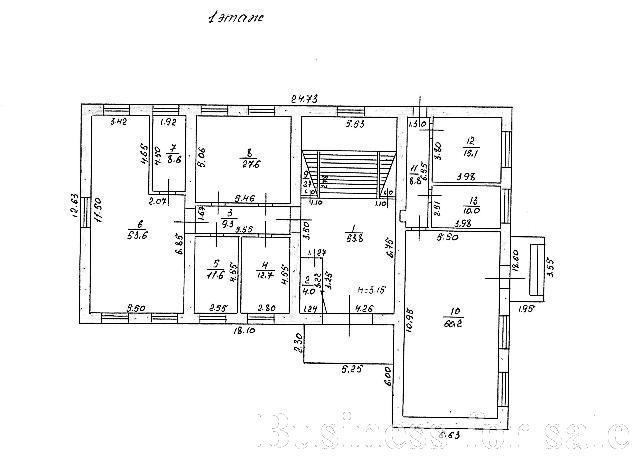 Продается Здание общего назначения на ул. Мизикевича — 200 000 у.е. (фото №16)