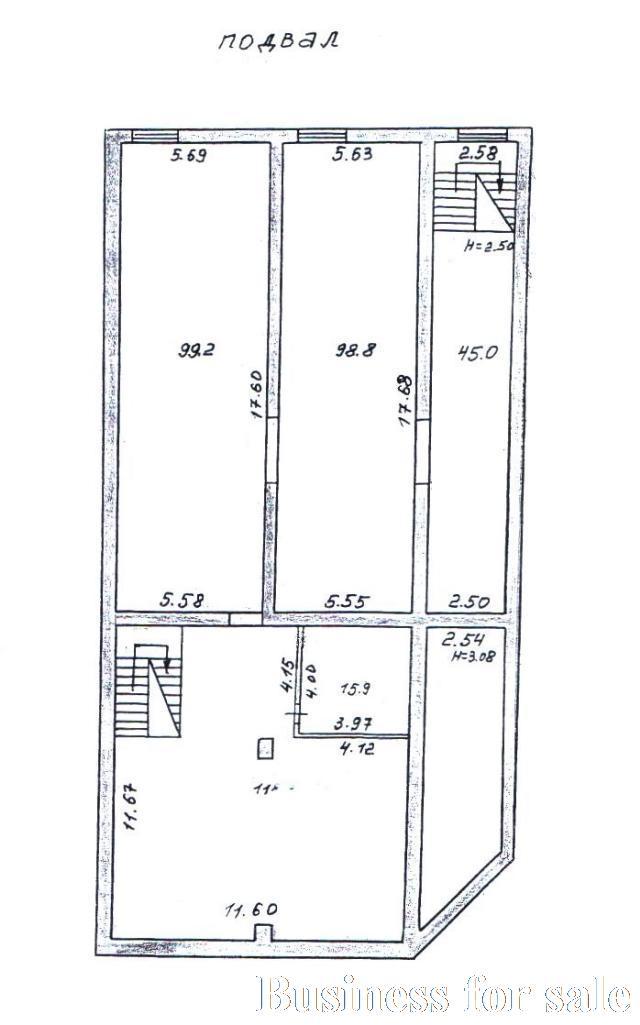 Продается Здание общего назначения на ул. Донского Дмитрия — 1 000 000 у.е. (фото №18)