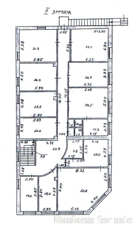 Продается Здание общего назначения на ул. Донского Дмитрия — 800 000 у.е. (фото №20)