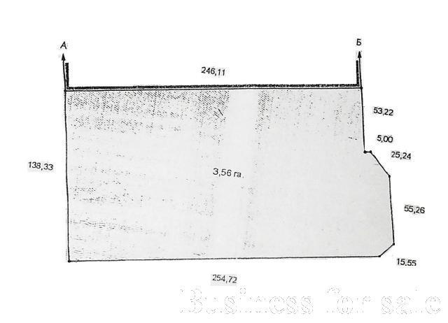 Продается Земельные угодия на ул. Объездная Дорога — 1 068 000 у.е. (фото №2)