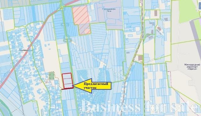 Продается Земельные угодия на ул. Объездная Дорога — 1 068 000 у.е. (фото №3)