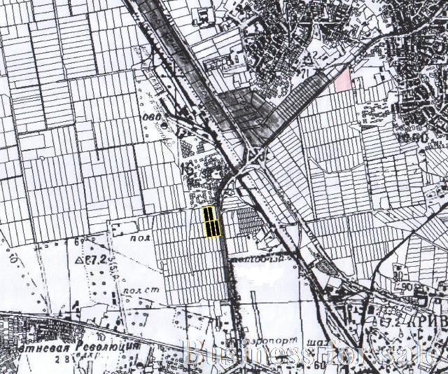 Продается Земельные угодия на ул. Объездная Дорога — 2 730 000 у.е. (фото №4)