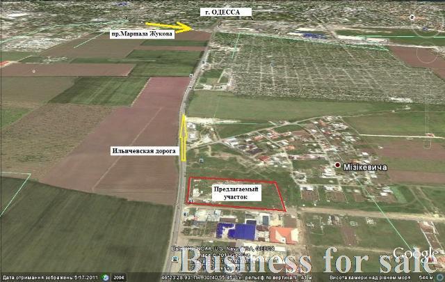 Продается Земельные угодия на ул. Строительная — 800 000 у.е.