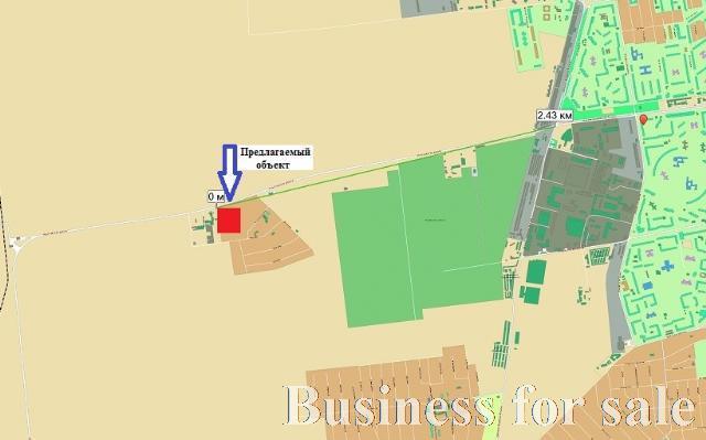 Продается Земельные угодия на ул. Строительная — 800 000 у.е. (фото №2)