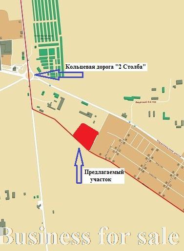 Продается Земельные угодия на ул. Локальная — 50 000 у.е.