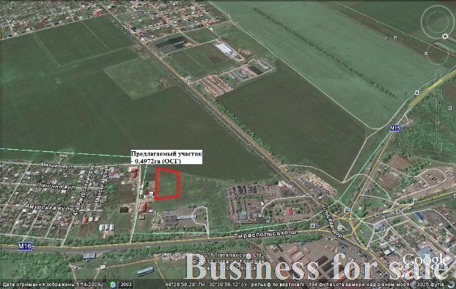 Продается Земельные угодия на ул. Локальная — 50 000 у.е. (фото №3)