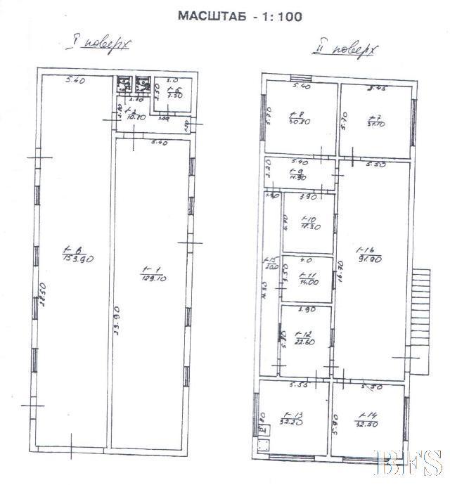 Продается Здание общего назначения на ул. Павлова — 190 000 у.е. (фото №14)