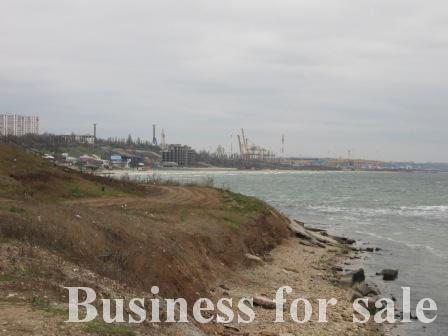 Продается Земельные угодия на ул. Набережная — 2 500 000 у.е.