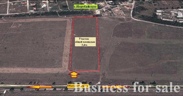 Продается Земельные угодия на ул. Объездная Дорога — 680 000 у.е. (фото №7)