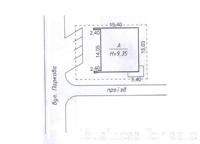 Продается Здание общего назначения на ул. Парковая — 105 000 у.е. (фото №13)