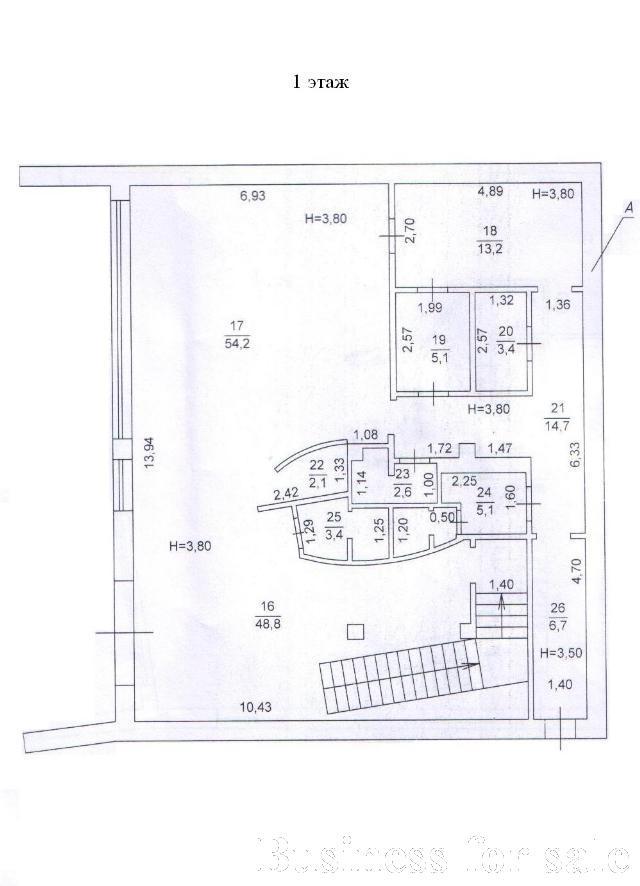 Продается Здание общего назначения на ул. Парковая — 105 000 у.е. (фото №14)