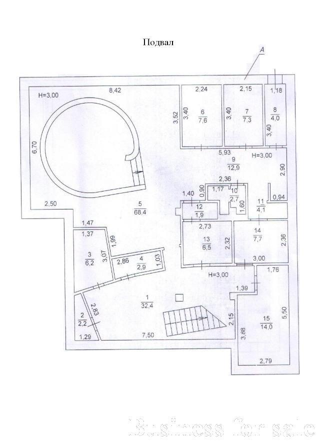 Продается Здание общего назначения на ул. Парковая — 105 000 у.е. (фото №16)