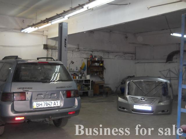 Продается СТО на ул. Балковская — 150 000 у.е. (фото №4)