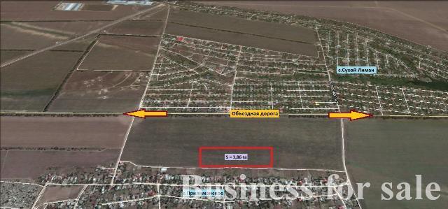 Продается Земельные угодия на ул. Массив № 23 — 579 000 у.е. (фото №2)