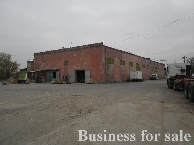 Продается Склад на ул. Аэропортовский 6-Й Пер. — 5 000 000 у.е. (фото №12)