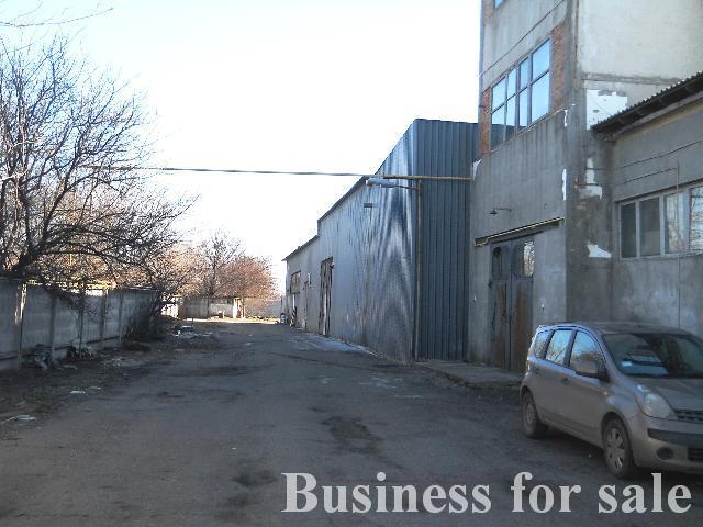 Продается Цех на ул. Аэропортовская — 400 000 у.е.