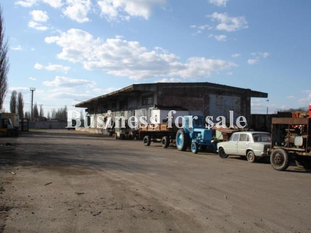 Продается Склад на ул. Железнодорожников — 500 000 у.е.