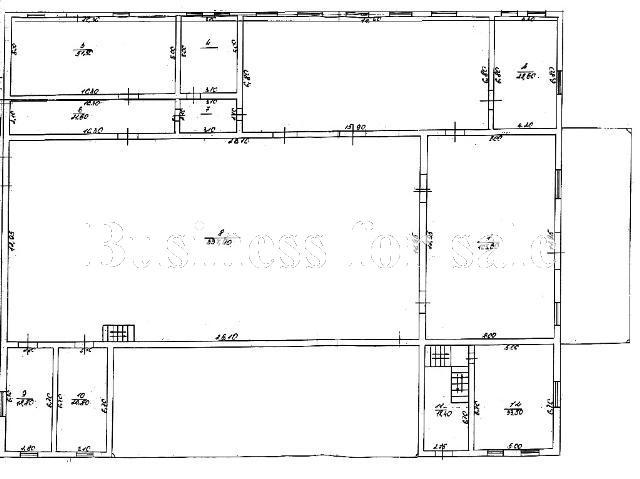Продается Здание общего назначения на ул. Агрономическая — 350 000 у.е. (фото №5)