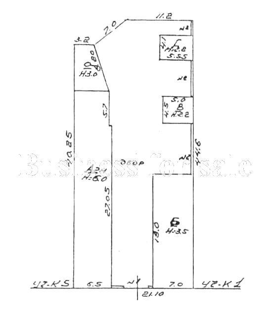 Продается Здание общего назначения на ул. Ватманский Пер. — 200 000 у.е. (фото №10)