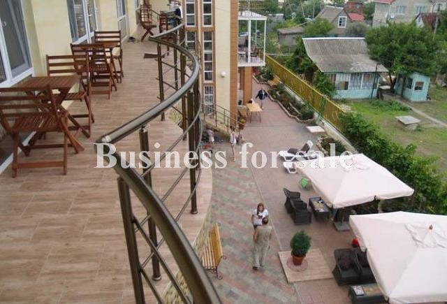 Продается Гостиница, отель — 800 000 у.е. (фото №4)