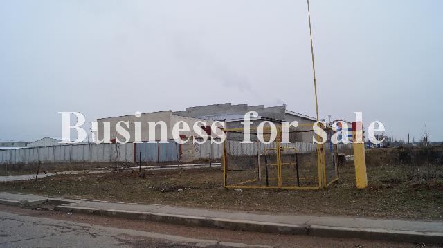 Продается Склад на ул. Коммунальная — 330 000 у.е.