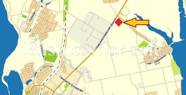 Продается Земельные угодия на ул. Новониколаевская Дорога — 1 269 000 у.е.