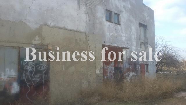 Продается Цех на ул. Тепличная — 120 000 у.е.