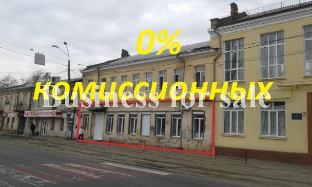 Продается Помещение на ул. Черноморского Казачества — 220 000 у.е.