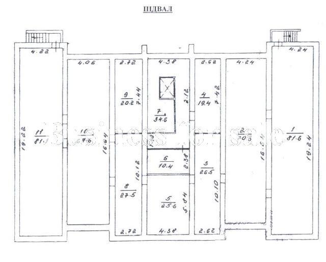 Продается Здание общего назначения на ул. Николаевская Дор. — 1 000 000 у.е. (фото №12)