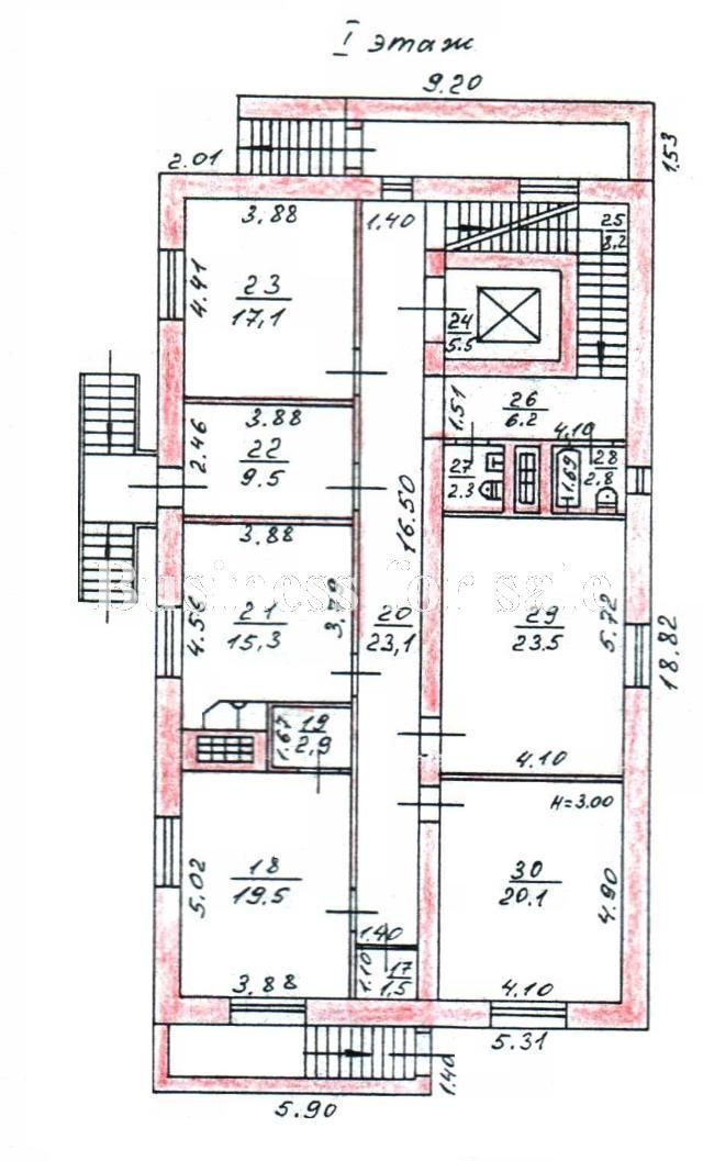 Продается Здание общего назначения на ул. Бригадная — 420 000 у.е. (фото №16)
