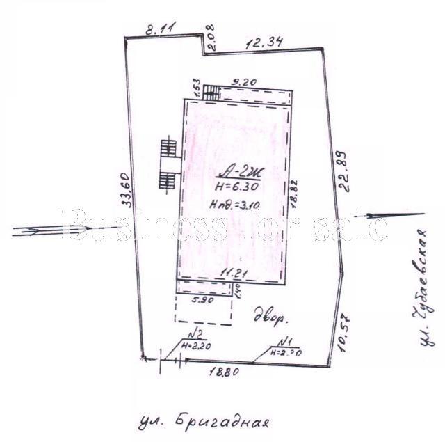 Продается Здание общего назначения на ул. Бригадная — 420 000 у.е. (фото №17)