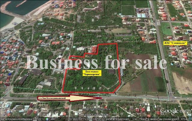 Продается База отдыха на ул. Космодемьянской — 2 500 000 у.е. (фото №8)