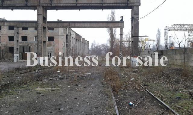 Продается Цех на ул. Промышленная — 400 000 у.е.