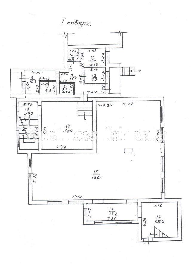 Продается Здание общего назначения на ул. Сахарова — 650 000 у.е. (фото №7)