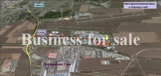 Продается Предприятие на ул. 6 Км Овидиопольской Дор — 130 000 у.е. (фото №9)