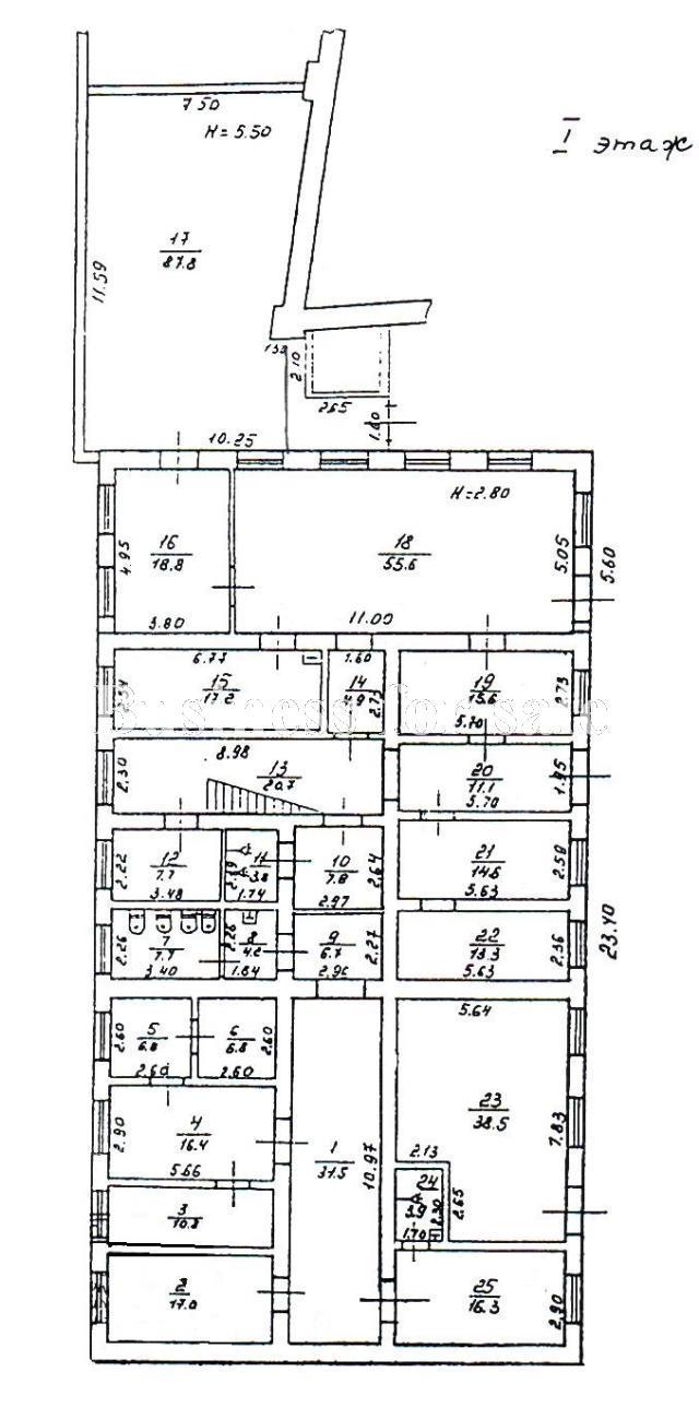 Продается Здание общего назначения на ул. Гефта Николая — 350 000 у.е. (фото №11)