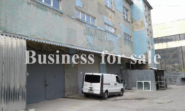 Продается Цех на ул. Бугаевская — 130 000 у.е.