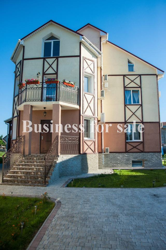 Продается Гостиница, отель на ул. Набережная — 950 000 у.е.