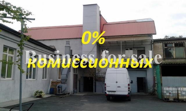 Продается Предприятие на ул. Водопроводный 2-Й Пер. — 300 000 у.е.