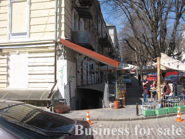 Продается Ресторан на ул. Дерибасовская — 550 000 у.е.