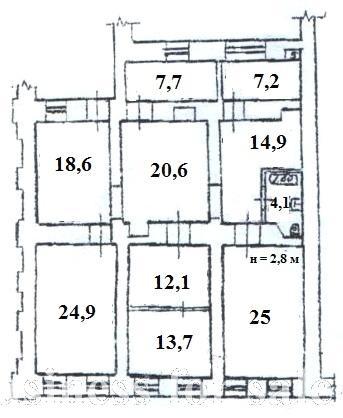 Продается Офис на ул. Дерибасовская — 301 000 у.е. (фото №2)