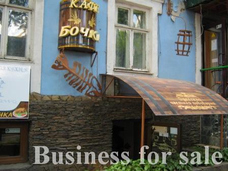 Продается Кафе на ул. Пушкинская — 85 000 у.е.