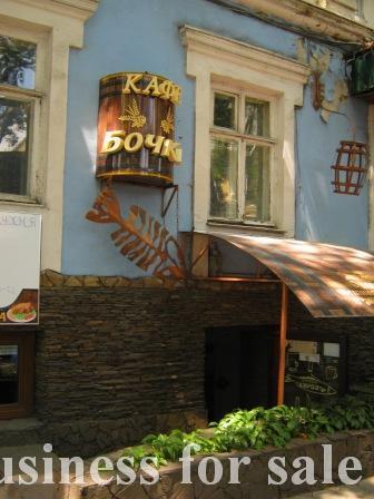 Продается Кафе на ул. Пушкинская — 85 000 у.е. (фото №2)