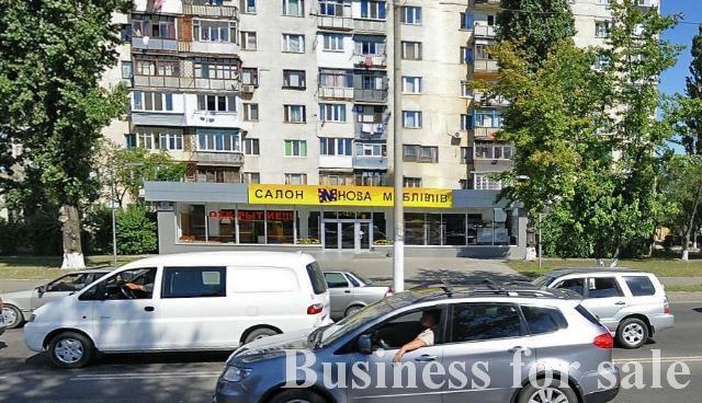 Продается Магазин на ул. Николаевская Дор. — 618 000 у.е.