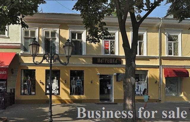Продается Магазин на ул. Дерибасовская — 2 000 000 у.е.