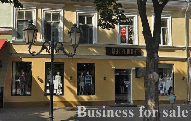 Продается Магазин на ул. Дерибасовская — 2 000 000 у.е. (фото №2)