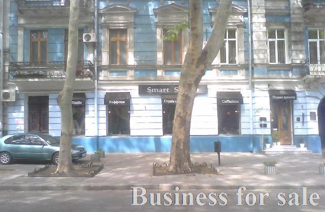 Продается Помещение на ул. Пушкинская — 750 000 у.е.