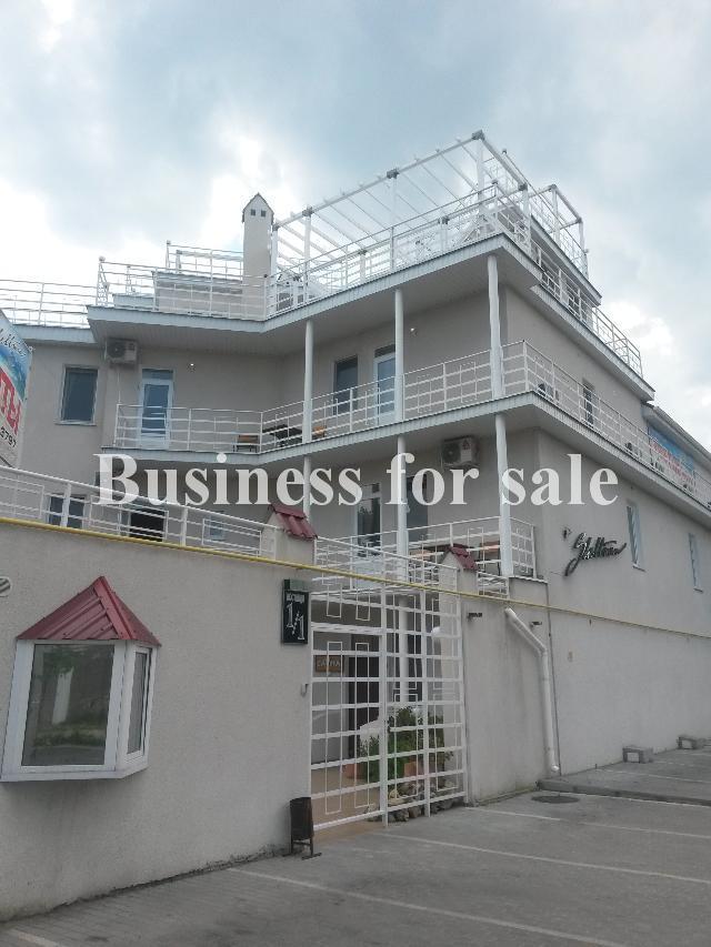 Продается Гостиница, отель на ул. Фонтанская Дор. — 1 000 000 у.е.